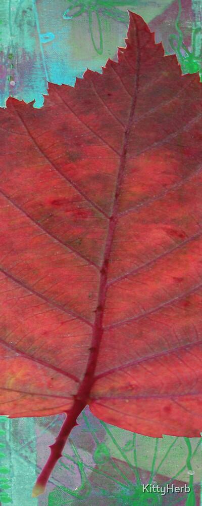 leaf 2 by KittyHerb