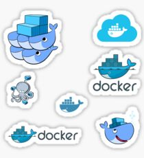 docker sticker set Sticker