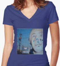 #5 Oleary1599 - Stereo Tests Women's Fitted V-Neck T-Shirt