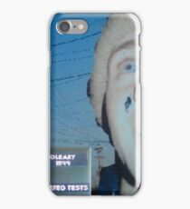 #5 Oleary1599 - Stereo Tests iPhone Case/Skin