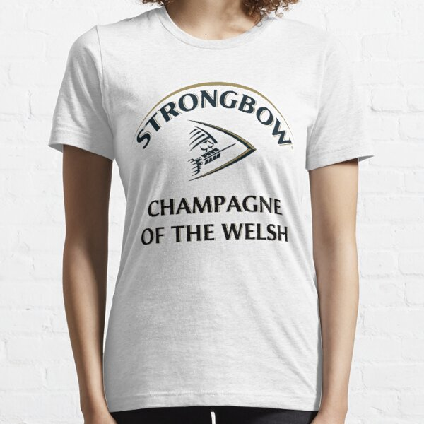 Strongbow Champagne of the Welsh Essential T-Shirt