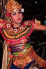 Balinese Dancer 6 by Werner Padarin