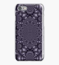 Matrix Silver Silk iPhone Case/Skin