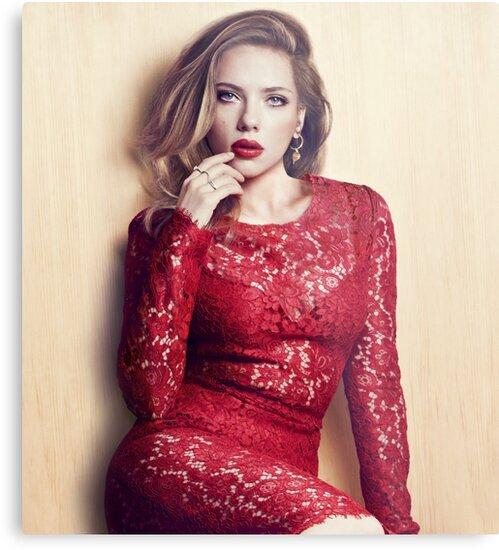 johansson hot Scarlett