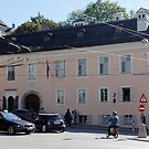 Mozart's Residence in Salzburg by magiceye