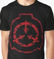 SCP foundation symbol  Graphic T-Shirt