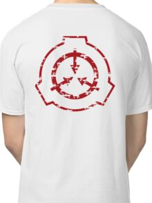 SCP foundation symbol  Classic T-Shirt