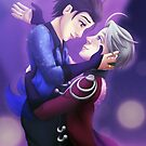 Victor and Yuri on Ice by Christa Diehl