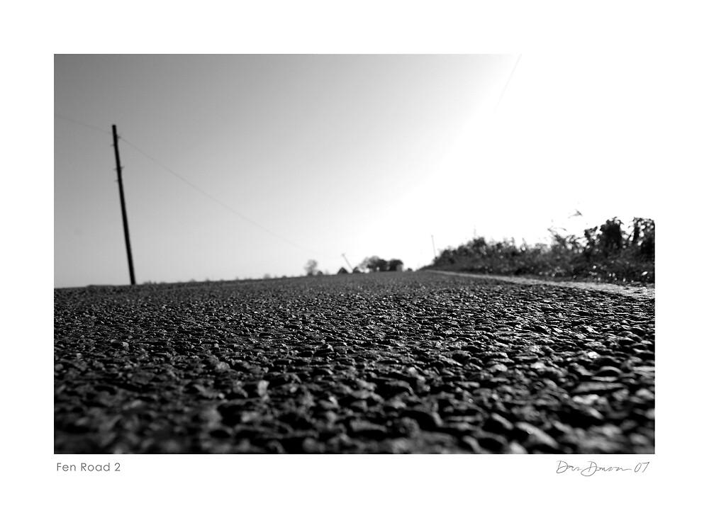 Fen Road 2 by Dan Donovan