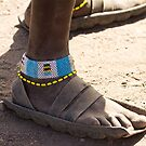 Maasai Shoes by Philip Alexander