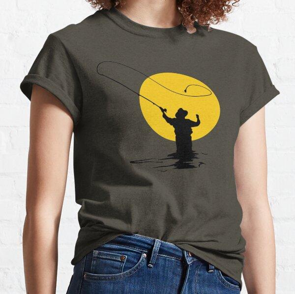 Fliegenfischen Classic T-Shirt