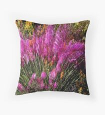 Colorful Labrinth Throw Pillow