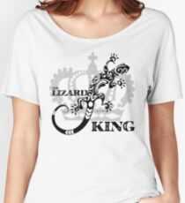 The Lizard king Jim Morrison The Doors Design Women's Relaxed Fit T-Shirt