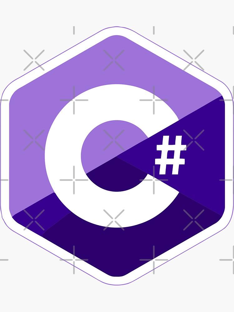 c # c sharp purple by yourgeekside