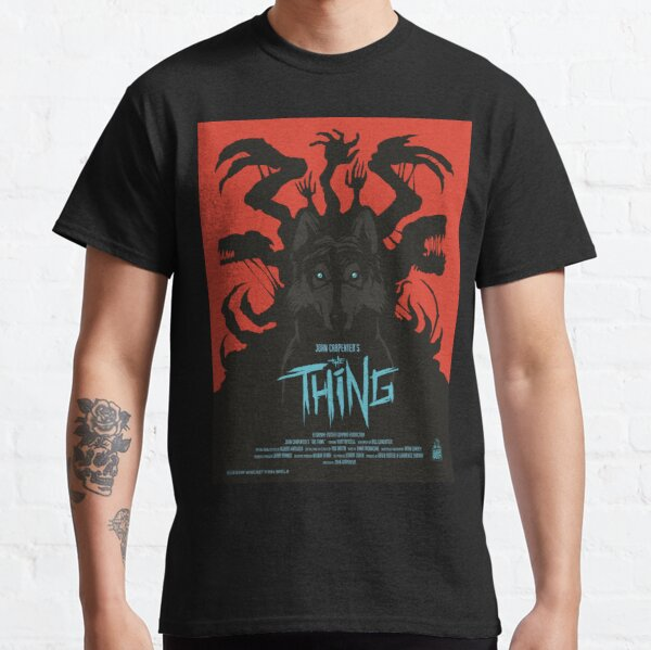 The Thing Classic Retro Poster Classic T-Shirt