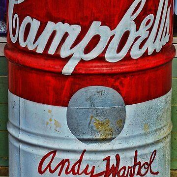 Warhol by JoeBledsoe