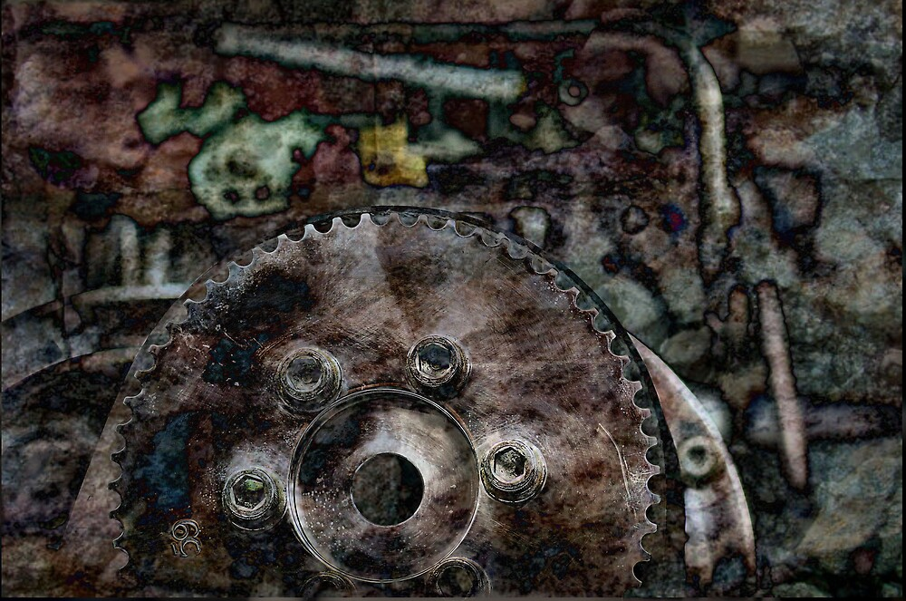 the engine by rutger