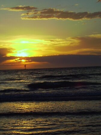 Glenelg sunrise by Daniellep89