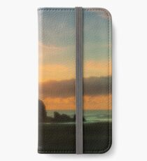 Golden Sunset  iPhone Wallet/Case/Skin