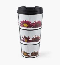 Death of flowers Travel Mug