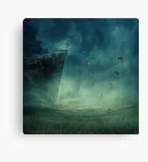 give your dreams their wings to fly! Canvas Print