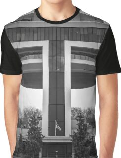 Former Heliport - Terrace On The Park Today | Flushing, New York Graphic T-Shirt