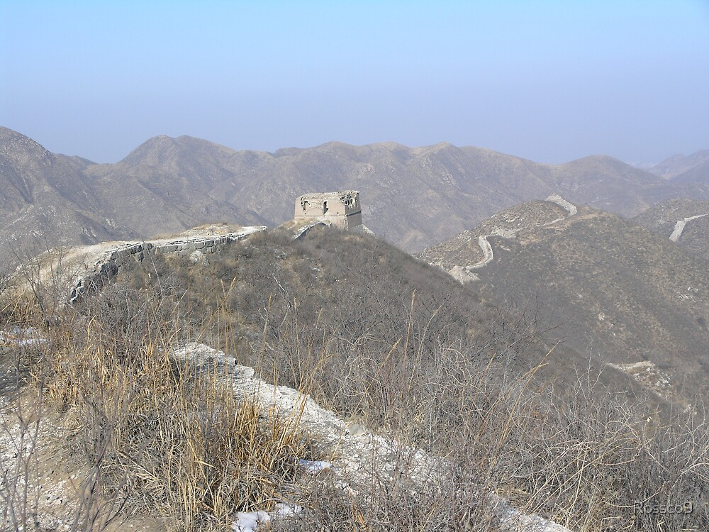 The Great Wall of China! by Rossco9