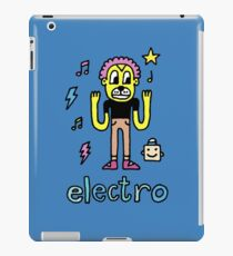 Electro Dog iPad Case/Skin