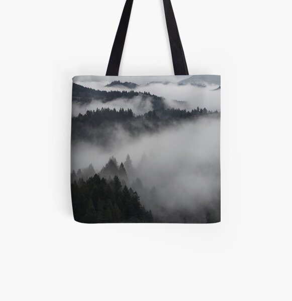Hinterlands All Over Print Tote Bag