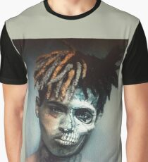 xxxtentacion skull Graphic T-Shirt