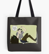 Jim from IT Tote Bag