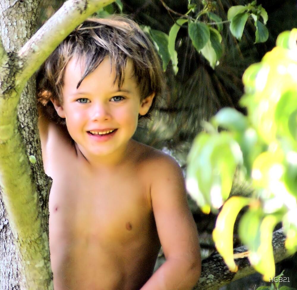 Tarzan by HGB21