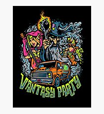 Vantasy Party Photographic Print