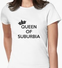 Tokio Hotel, Queen Of Suburbia (black font) T-Shirt