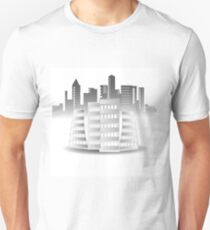 abstract buildings T-Shirt