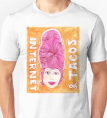 Internet & Tacos Unisex T-Shirt