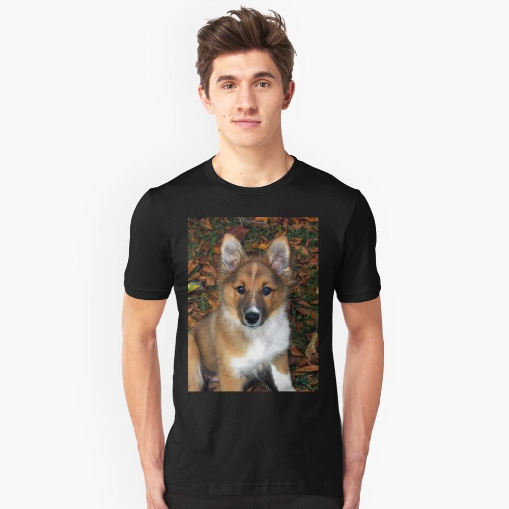 Australian Pup Unisex T-Shirt Front