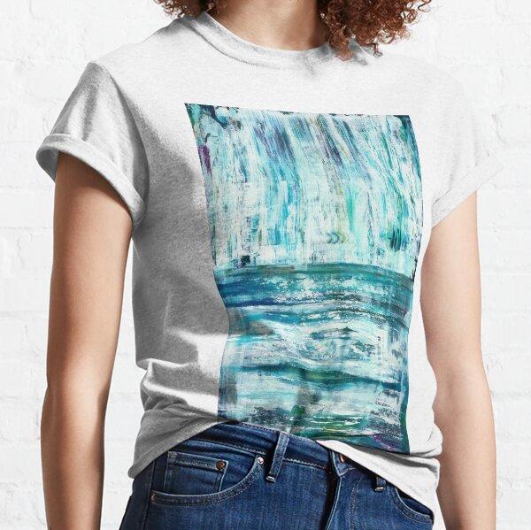 Frozen Falls (Oils - 56 x 35cm) Classic T-Shirt