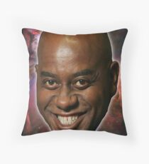 Spicy Space - ONE:Print Throw Pillow