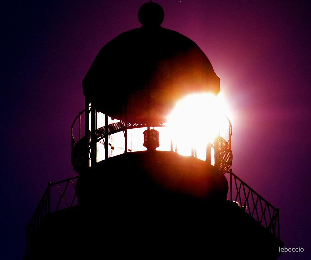 Lighthouse by lebeccio