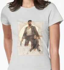 Logan Womens Fitted T-Shirt