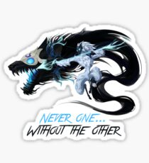 Kindred Quote Sticker
