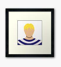 Cody Vector Framed Print