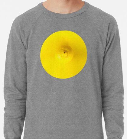 Gelbe Zitrone Leichter Pullover