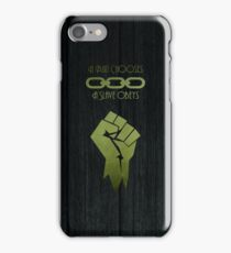BioShock - A man Chooses iPhone Case/Skin