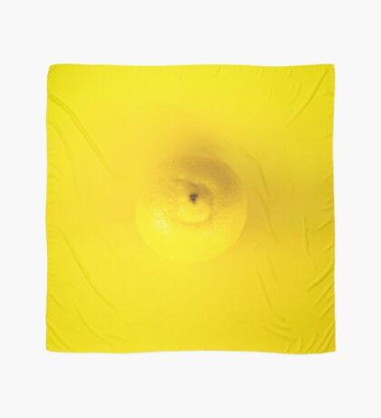 Gelbe Zitrone Tuch