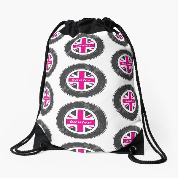 UK Banter Drawstring Bag