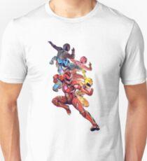 Power Rangers 2017 Movie Unisex T-Shirt