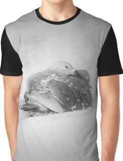 Columba Livia Domestica - Feral Pigeon - Dove's Love | Wantagh, New York [Sophie's Schrott] Graphic T-Shirt