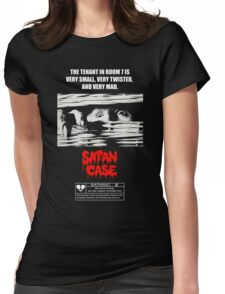 Say You Love Satan 80s Horror Podcast - Basket Case Womens Fitted T-Shirt